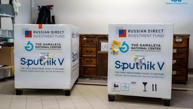 Da Luglio sarà prodotto in Italia il vaccino russo SputniK V