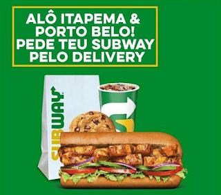 subway itapema