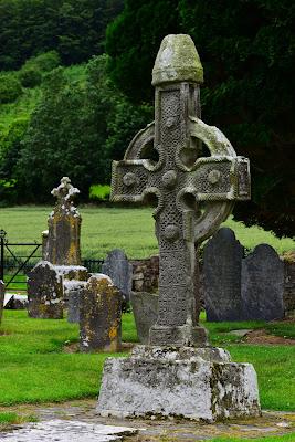 Ahenny High Cross