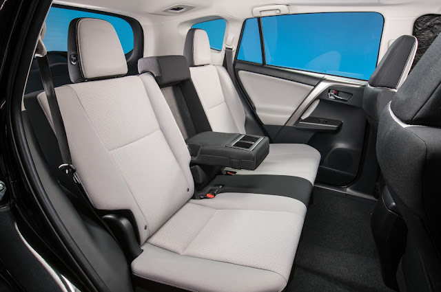 2017 Toyota Rav4 Hybrid Canada