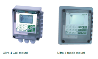 Ultra 4 Pulsar Non-contacting Ultrasonic Level Control and Flow Measurement