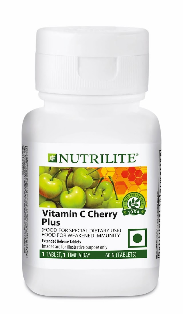Amway India Strengthens its Nutrition and Immunity Portfolio; Launches Nutrilite Vitamin C Cherry Plus
