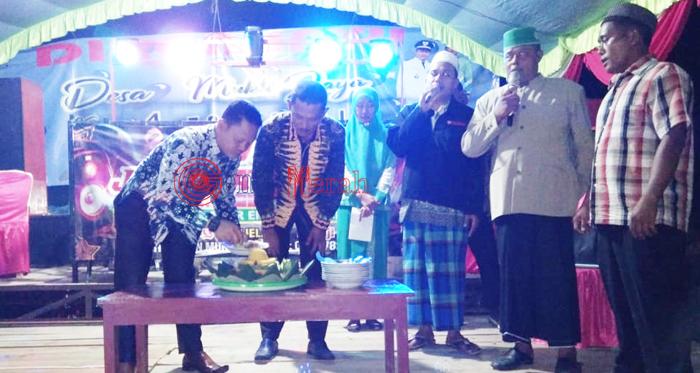 Guna Meriahkan HUT ke-4, Desa Muktijaya Gelar Stand Pameran