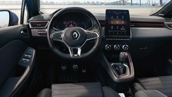 2019 Renault Clio İç Tasarımı - 2