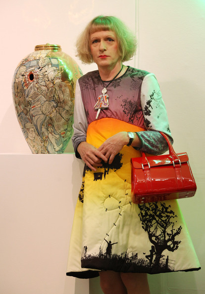 New Burn Nc >> designtegration: Grayson Perry: The Tomb of the Unknown ...