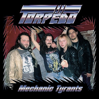 "Το demo των Torpëdo ""Mechanic Tyrants"""
