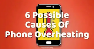 6 Possible Causes Of Phone Overheating - Izzyaccess