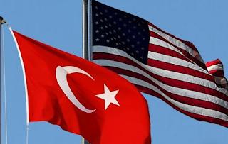 عقوبات أمريكية علي الرئيس التركي اردوغان