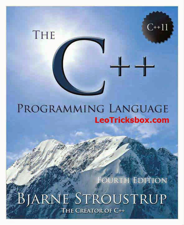 Book : The C++ Programming Language (4th Edition) 1