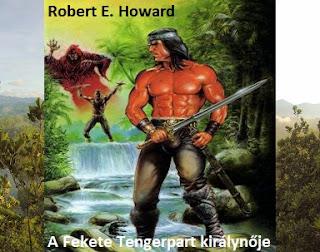 A Fekete Tengerpart királynője Conan novella