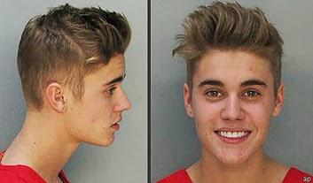Justin Bieber detenido por la policía