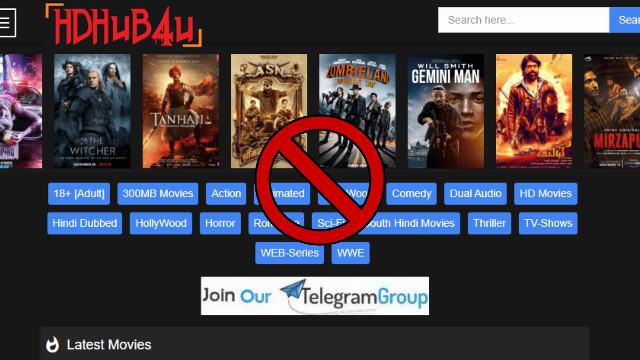 Hdhub4u 2021 ~ HD Hub Piracy Movie Website Link, Download 300MB Movie, Horror, South Hindi Movie, Hindi Dubbed, Web Series, News About Hdhub 4u