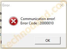 Printer Epson 1390 Tidak Bisa Direset