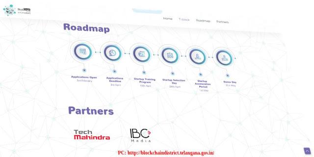 Tech Mahindra and Indian State Telangana launch Blockchain Accelerator Program for Startups