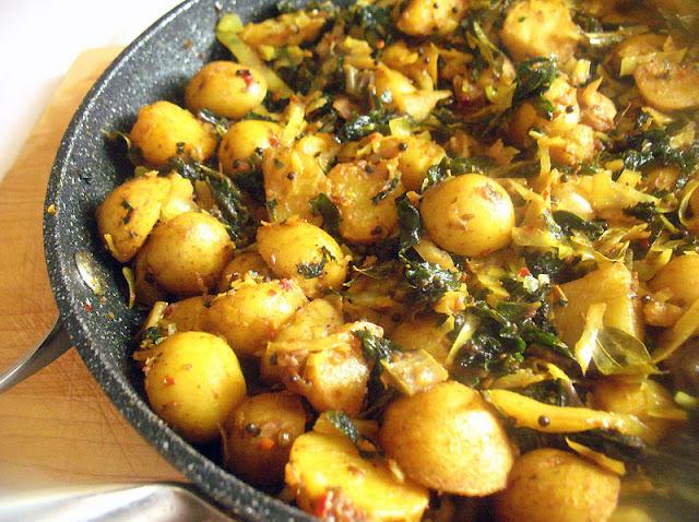 Mixed Vegetable Subji