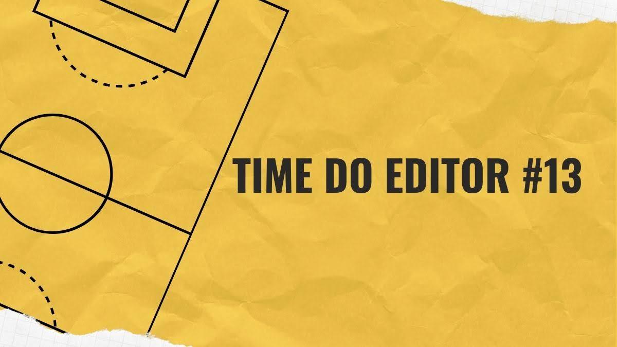 Time do Editor #13 - Cartola FC 2020