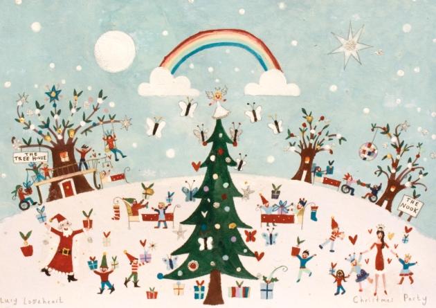 Kartu Natal, Christmas Card, Xmas Card