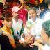 अलीगंज : क्रिकेट टूर्नामेंट में मानपुर को हराया , रोमांचक रहा मैच