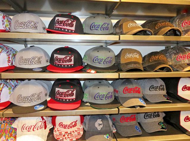 Loja da Coca-Cola no Disney Springs em Orlando