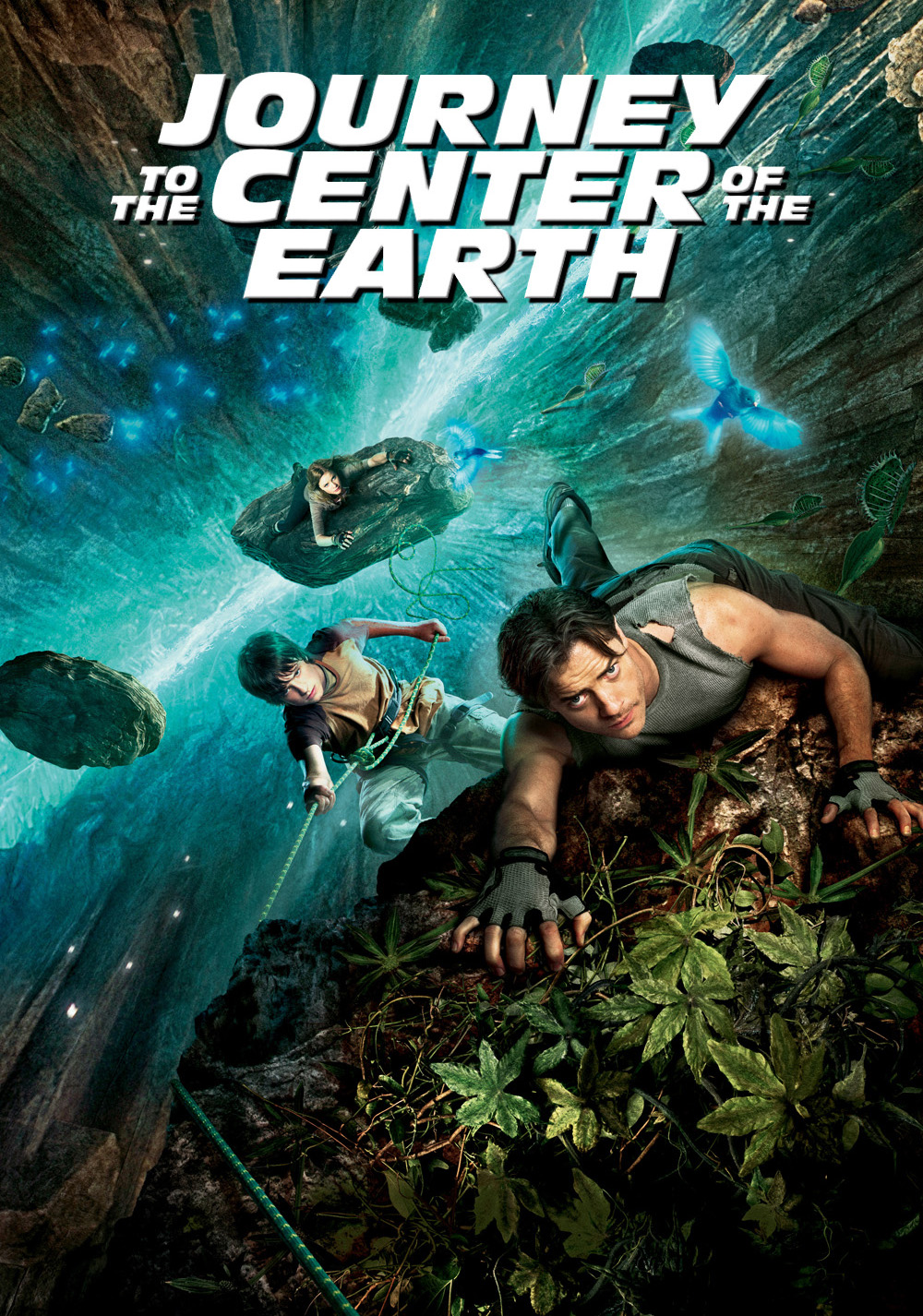 JOURNEY TO THE CENTER OF THE EARTH (2008)  TAMIL DUBBED HD