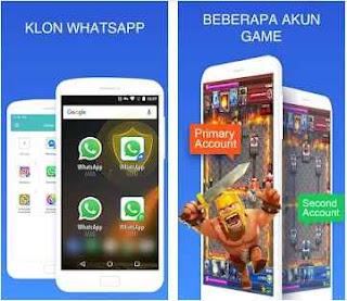 Cara Menggandakan Akun Mobile Legends Menggunakan Aplikasi Clone App