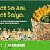 Grab launches Salamat sa Ani initiative to encourage more Filipinos to give thanks to loved ones and frontliners, and support local farmers