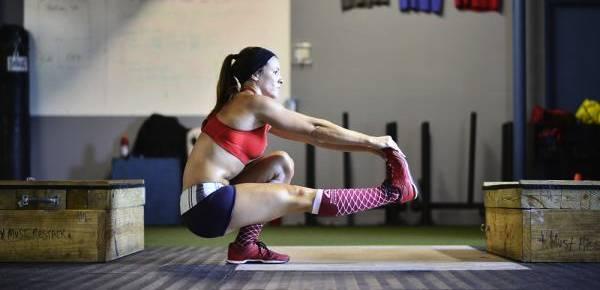 squat satu kaki