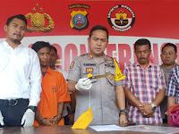 Pelaku Pembunuhan Sadis, Akhirnya di Bekuk Tim Reskrim Polres Asahan