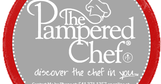 Summer Greetings & my Pampered Chef Adventure!