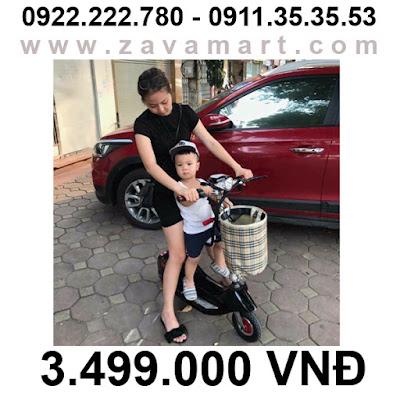 Chăm sóc xe điện mini E-scooter mùa mưa