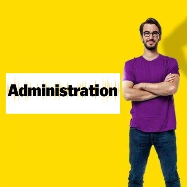 administration supervisor jobs
