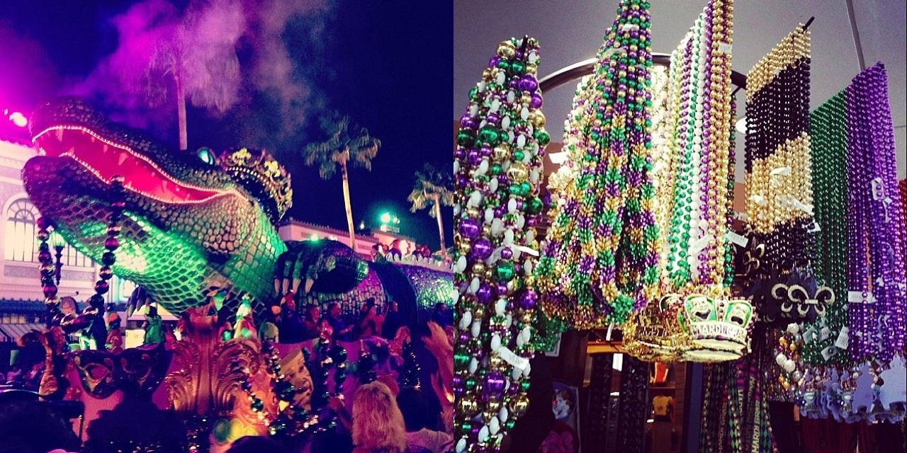 Mardi Gras Universal Studios Orlando