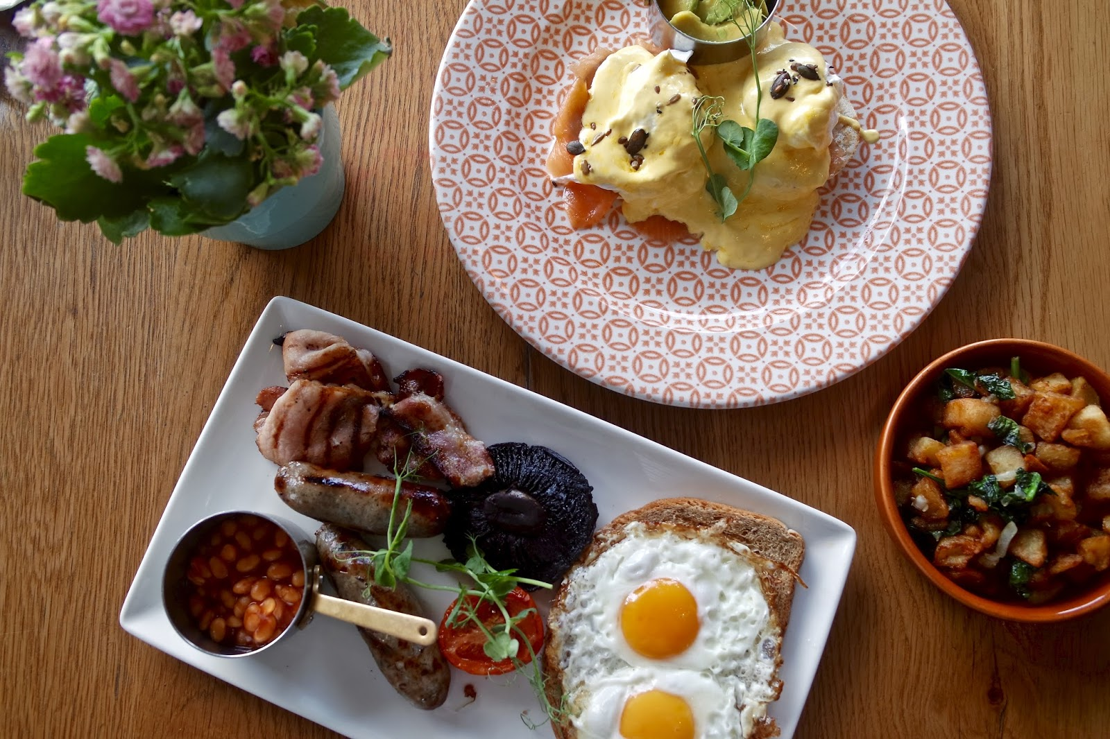 Brunch At All Bar One Review