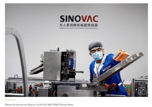 Anvisa concede certificação à Sinovac após inspecionar fábrica