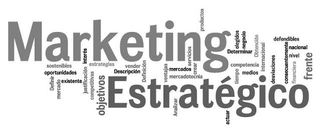 Que Es El Marketing Estratégico