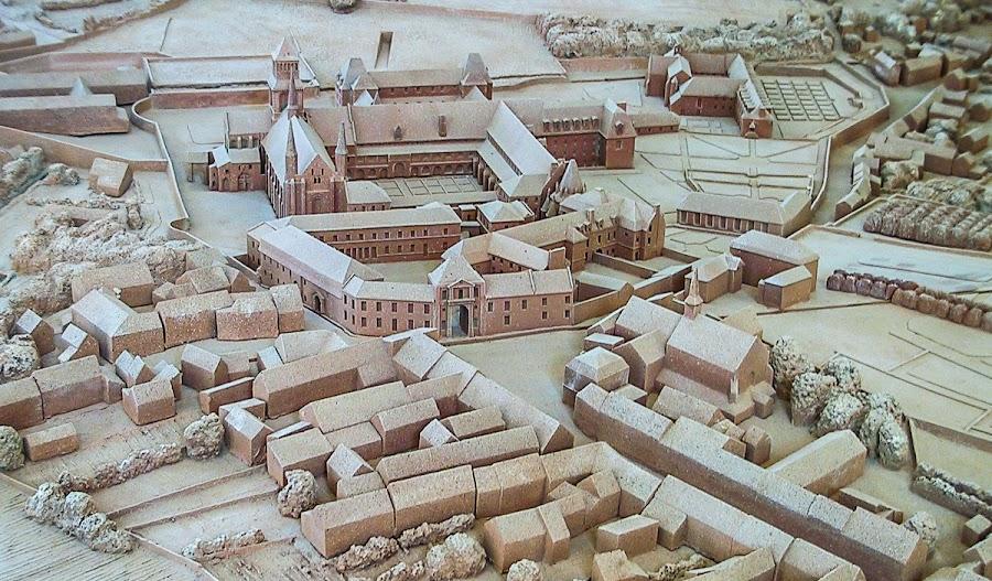 A model abbey