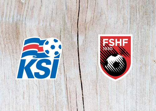 Iceland vs Albania - Highlights 8 June 2019