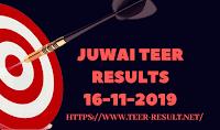 Juwai Teer Results Today-16-11-2019