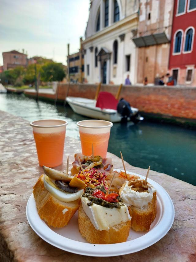 bacari venezia