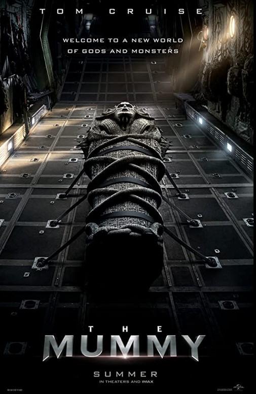 The Mummy 2017 x264 720p Esub BluRay Dual Audio English Hindi GOPI SAHI