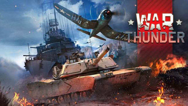 war thunder Best free games