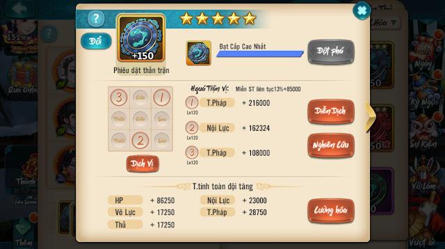 Tam Khúc Xạ Điêu mobile: Game thẻ bài chiến thuật cập bến Việt Nam 14