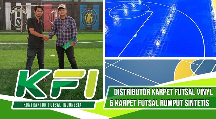 Distributor Karpet Futsal