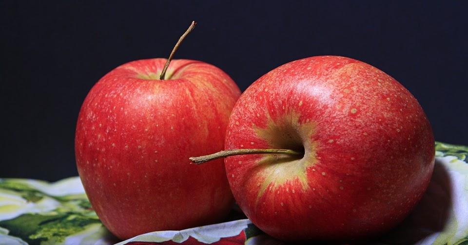 Turunkan Berat Badan Dengan Apel