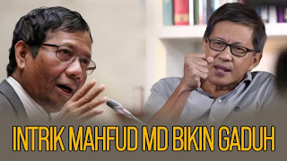 Garang Terhadap HRS, Mahfud MD Diprediksi Mau Maju Pilpres 2024