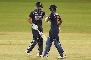 Sri Lanka vs India 2nd ODI 2021 Highlights