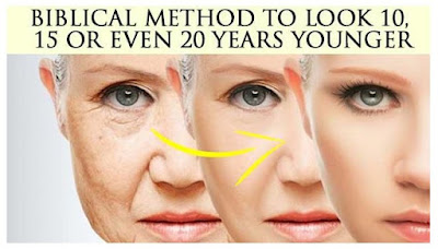 How To Look 20 Years Younger Naturally? Does It Really Work?