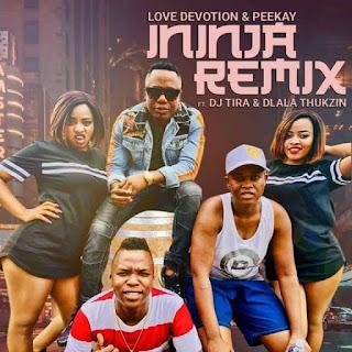 Love Devotion & Peekay feat DJ Tira & Dlala Thukzin - Ininja Remix