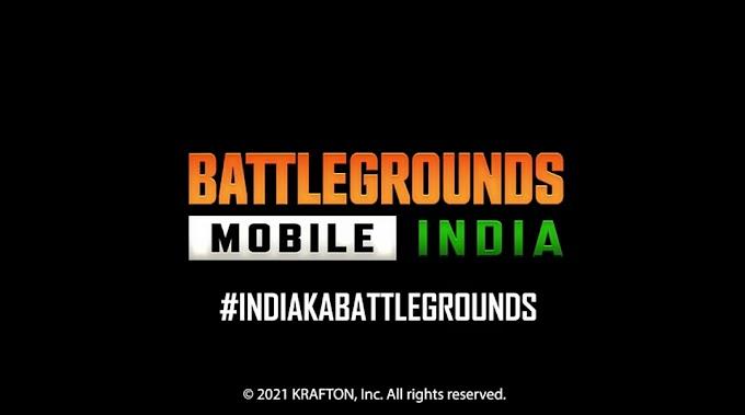 Battlegrounds Mobile India Logo revealed by Krafton