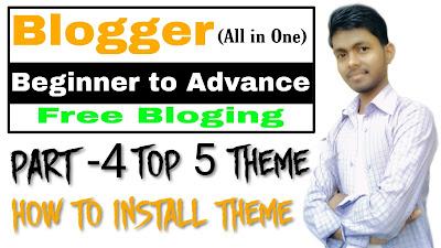 TOp5blogger theme